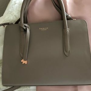 Radley London bag. Leather satchel